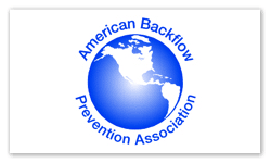 American Backflow Prevention Association