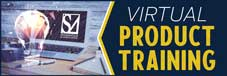 Virtual Product Training